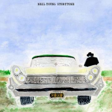 Neil Young herpakt stevig met Storytone