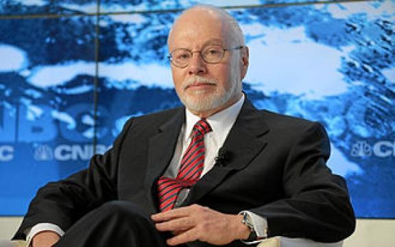 Paul Singer, eigenaar van het aasgierfonds NML Capital, was een welkome gast op het World Economic Forum van 2013 in Davos