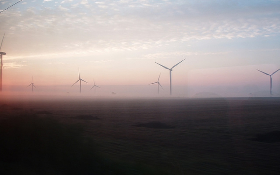 Windmolens in Duitsland
