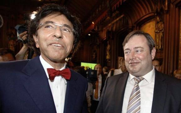 Di Rupo (PS) en de De Wever (N-VA) in andere tijden.