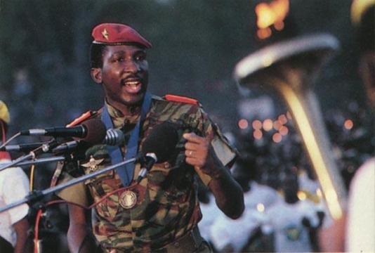 Thomas Sankara, nog steeds niet vergeten door miljoenen Afrikanen