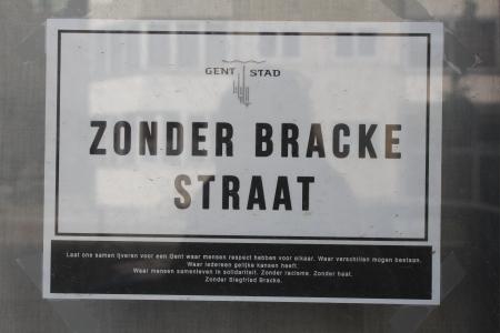 Zonder Bracke Straat, Gent