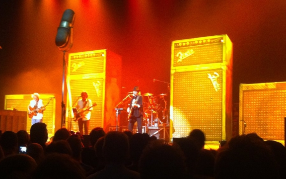 Neil Young in Vorst-Nationaal