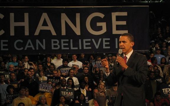 Obama niet zeker van tweede mandaat