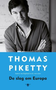 Thomas Piketty De slag om Europa