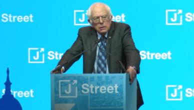 Bernie Sanders sluit éénstaat oplossing Israël-Palestina niet uit