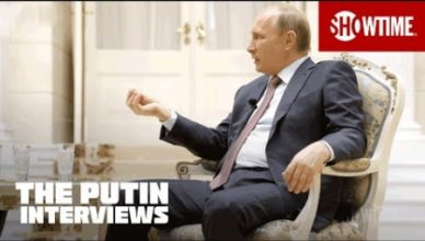the putin interviews vladimir putin on how the nuclear arms race has evolved showtime