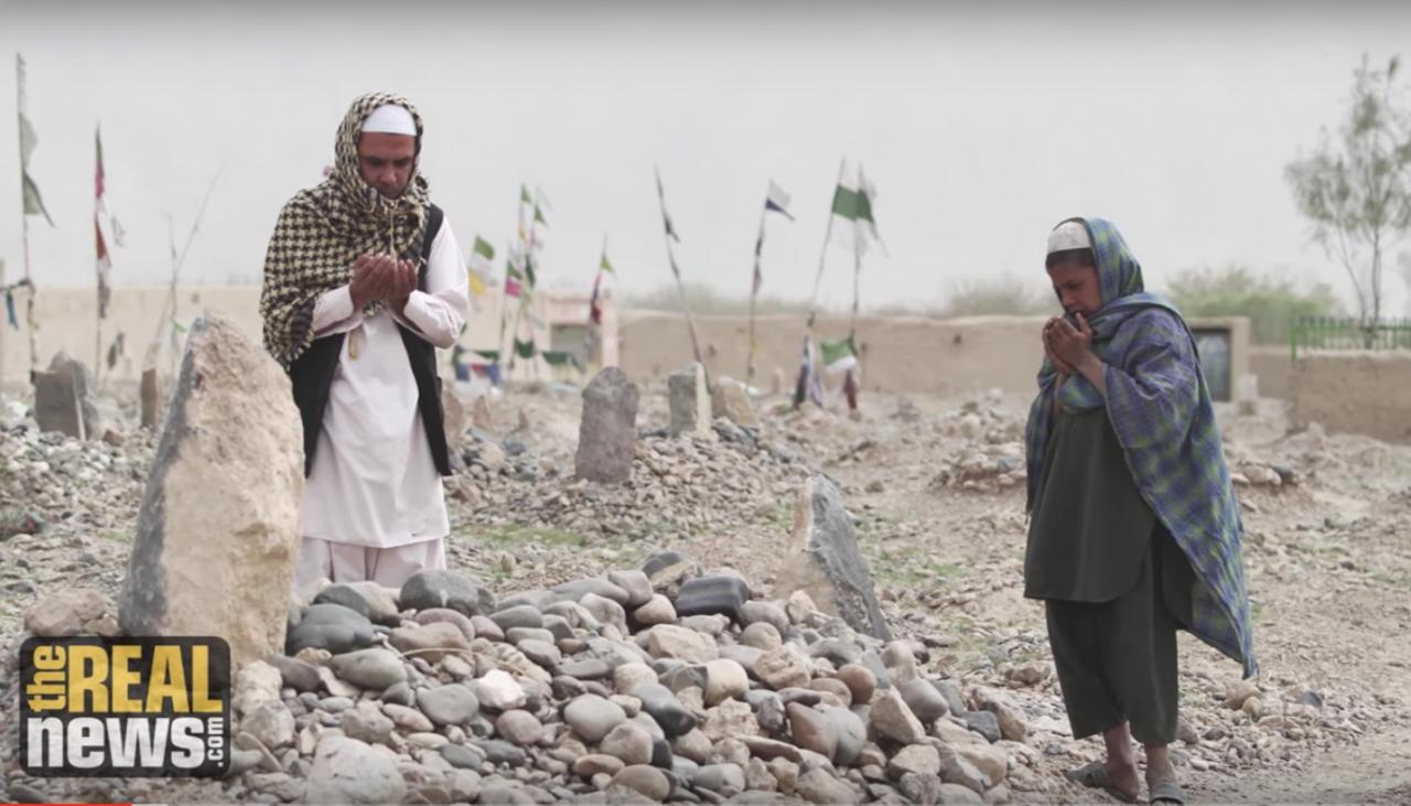 De mening van de Afghaanse bevolking wordt door de VS niet gevraagd