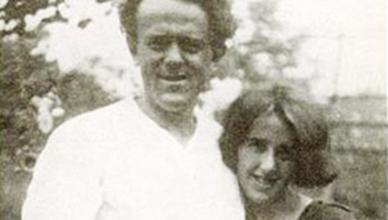 John Reed en Louise Bryant
