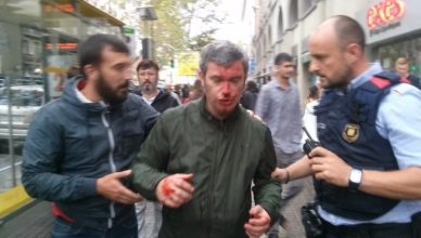 escalatie dreigt in Catalonië door acties Spaanse regering