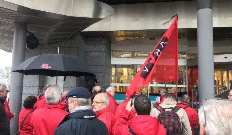 """ABVV: """"Iedereen heeft recht op rechtvaardig en waardig pensioen"""""""