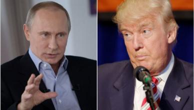 Poetin versus Trump