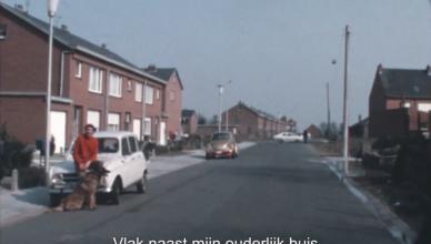 Kapelle-op-den-Bos, jaren 1960, een stille straat in een rustig dorpje