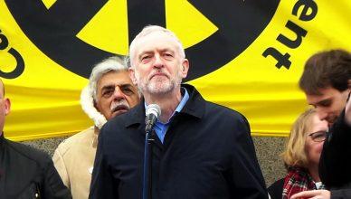 corbyn tegen kernwapens en wil geen nieuwe Trident-kernduikboten