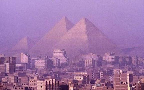 Caïro, Egyptische hoofdstad en grootste stad van Afrika en het Midden-Oosten