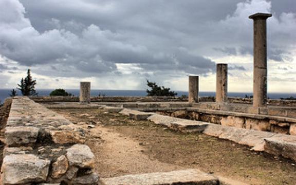 De historische ruïnes zijn een grote toeristische troef van Cyprus. Het land dreigt zelf een sociale ruïne te worden