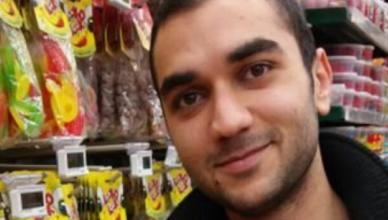 Yazan-Azmi, gewoon een jongen van 23 jaar