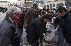 Meer en meer Grieken leven van de solidariteit van hun landgenoten